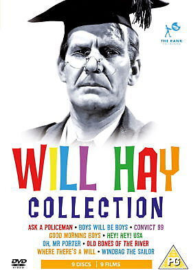 Will Hay Collection [New DVD]