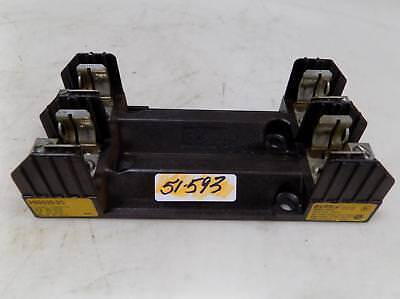 Cooper Bussmann 2 Pole Fuse Holder 600V 30A H60030-2C