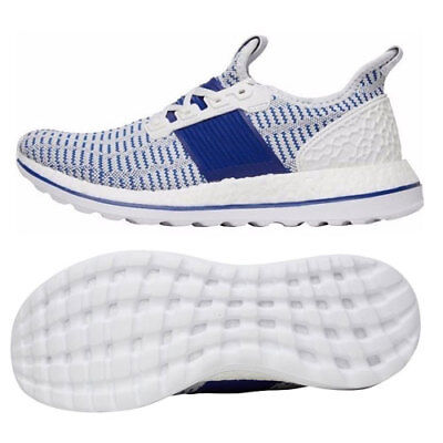 fa9d403db ADIDAS PURE BOOST ZG Primeknit Men s Running Gym Trainers Size.UK-9 ...