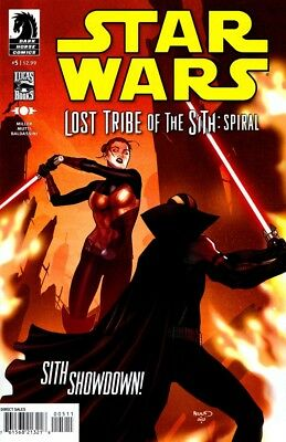 STAR WARS Lost Tribe of the Sith: Spiral #5 - Back Issue
