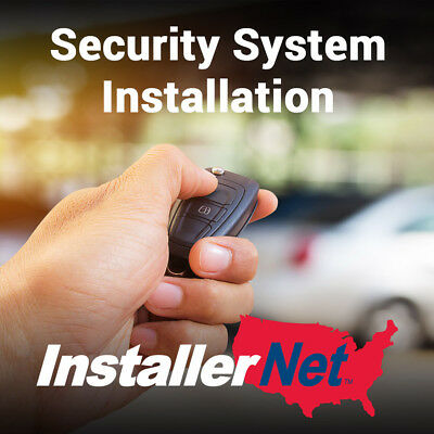 Car Security System Installation from InstallerNet - Lifetime Warranty