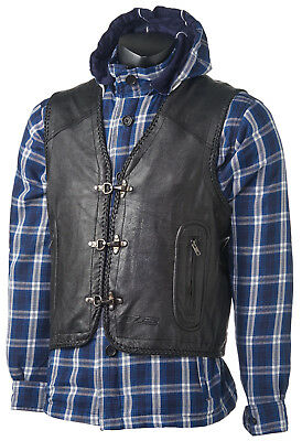 Grand Canyon Leather Motorcycle Waistcoat
