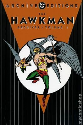 DC Archive Editions Hawkman HC (DC) #1-1ST 2000 VG Stock Image