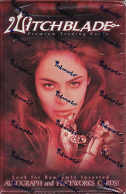 WITCHBLADE - Premium Trading Cards Sealed Box (Inkworks) #NEW