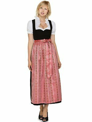 Stockerpoint Dirndl Apron 96cm SC265 Flamingo