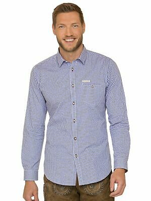 Stockerpoint Traditional Shirt Long Sleeve Modern Fit Dave4 Azur