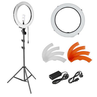 Neewer 14-inch Outer Dimmable SMD LED Ring Light Lighting Kit for Photo Studio