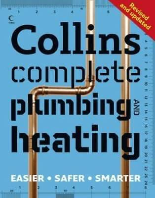 Collins Complete Plumbing and Central Heating by Albert Jackson 9780007379491