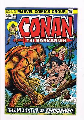 Conan # 28 Moon of Zembabwei ! grade 8.5 scarce book !!
