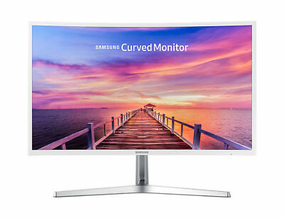 "SAMSUNG 32""  (81cm) WIDE PREMIUM CURVED LED MONITOR 1920X1080p, MODEL C32F397FWE"