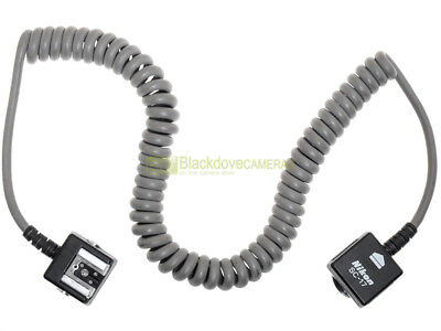 Nikon cavo TTL SC-17 per flash Nikon. Originale. Genuine SC17 Remote cord.