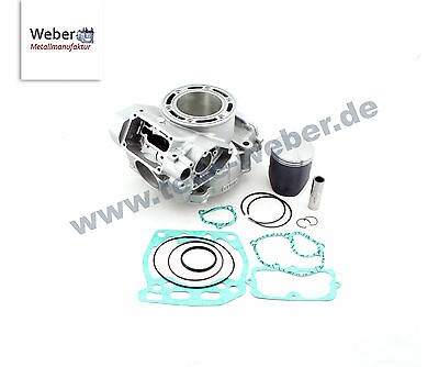 KTM SX 105 105cc 105ccm Cylinder Wössner Piston KIT BUILT 04-12 Big Bore