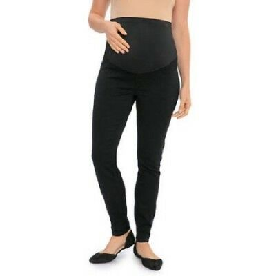 NWT Great Expecations Size M 8 - 10 Maternity Over The Belly Jegging NEW