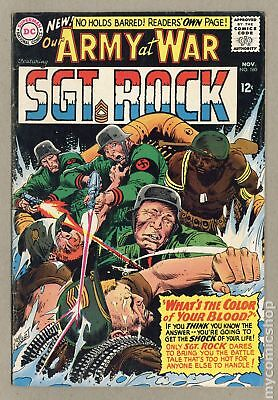 Our Army at War #160 1965 VG/FN 5.0