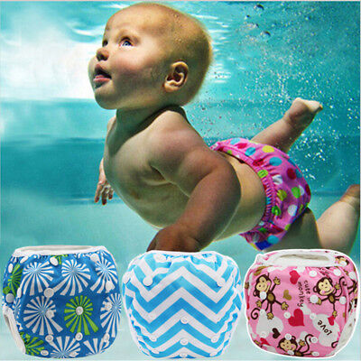 Newborn Toddler Baby Boys Girls Beachwear Swimwear Swimming trunks Shorts 0-24M