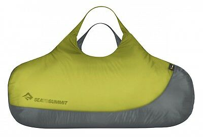 Sea To Summit Ultra-Sil Duffle Bag Sporttasche Tasche Lime Gelb Grau Neu