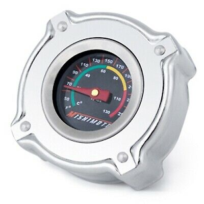 Mishimoto Temperature Gauge 1.3 Bar Radiator Cap, Small - MMRC-GS