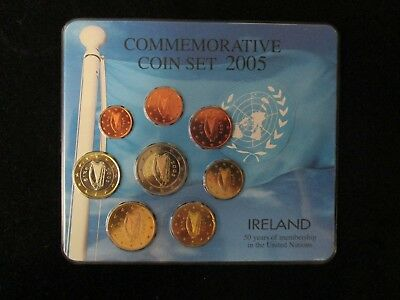 "Irland, KMS, 2005, ""50 Years of membership in the United Nations"""