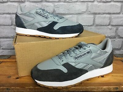 3fccaa2d8c468 REEBOK CLASSIC NYLON Neutrals Running Shoes Sneakers Clay Tint ...