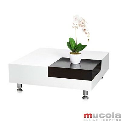 designer couchtische edelstahl wohnzimmertisch glastisch hochglanz auswahl eur 499 00. Black Bedroom Furniture Sets. Home Design Ideas