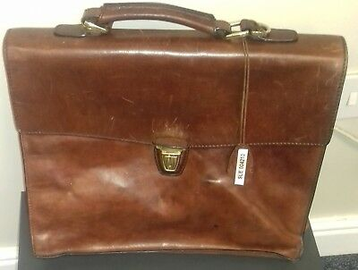 The Bridge Story Uomo Briefcase Leather Brown 40 Cm 06441801