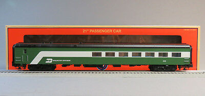 "LIONEL BN 21"" SCALE STATION SOUND DINER O GAUGE train coach 6-84053 NEW"