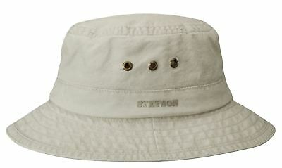ce5b4621c31306 Stetson Sun Guard Summer Bucket Hat Hats Angler Fischer Sunhat Reston 71