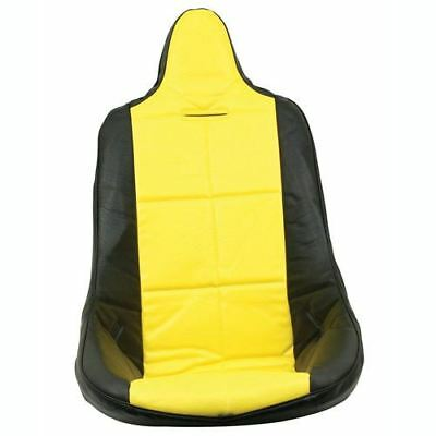 Poly Seat Cover Yellow For Dune Buggy & Sand Rails Each