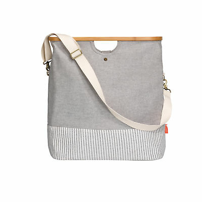 "Prym Store & Travel Bag ""Canvas & Bamboo"" M, Art. 612561"