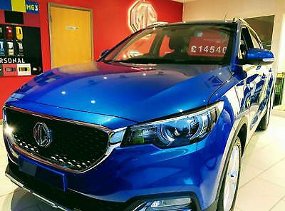MG ZS 1.5 manual Excite  brand new unregistered