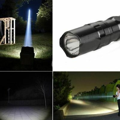 Practical Mini 3W Flashlight Waterproof LED Small Torch Light Bulb Lamp Outdoor