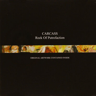 Carcass - reek of putrefaction (CD), NEW, Neuware