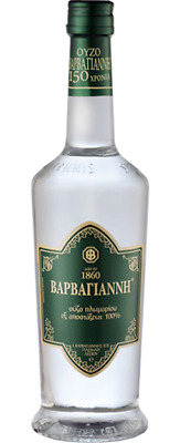 Barbayanni Ouzo grün Vol. 42% 700 ml