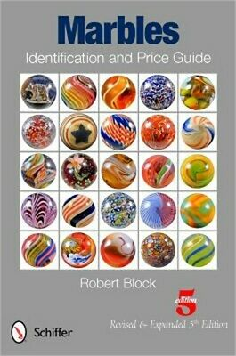 Marbles Identification and Price Guide (Paperback or Softback)