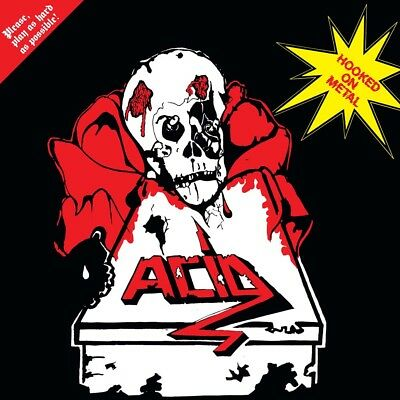 ACID - Hooked on Metal  LP   PICTURE