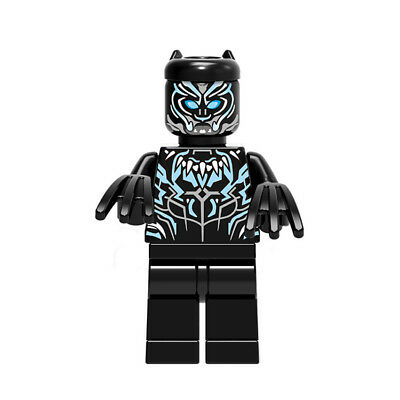 Funny Kids Toy ABS Action Figure T'Challa Wakanda Avengers Marvel