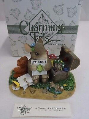 Charming Tails A Treasure Of Memories 2000 Special Edition 98/224