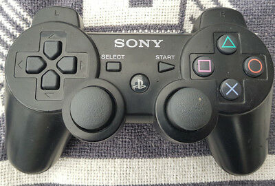 Original Sony PlayStation 3 -Sixaxis Wireless Controller Gamepad