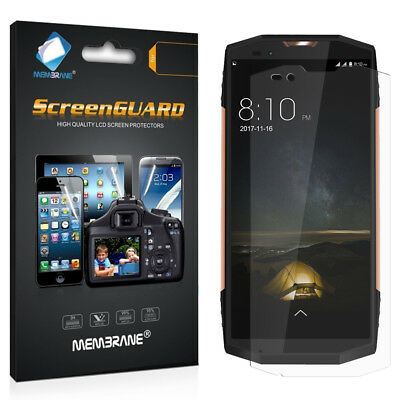 3 Clear LCD Screen Protector Film Saver For Mobile Phone Blackview BV9000 Pro