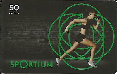 Girl Mint Gift Card From Sportium Canada Bilingual No Cash Value