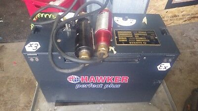 PYROBAN Hawker 12v battery 192Ah Model 6PZB 192,104Kg,Connectors sold seperately