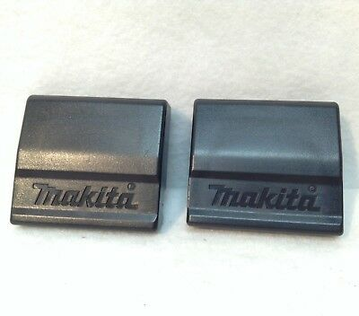 2 Makita hard case plastic clips for most 18V Cases - New