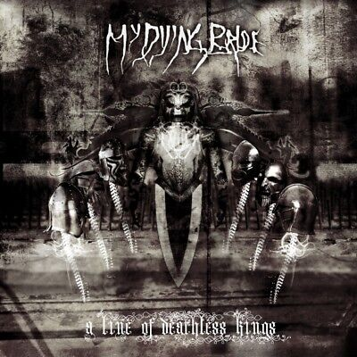 MY DYING BRIDE - A Line of Deathless Kings  DLP