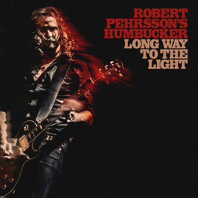 ROBERT PEHRSSON'S HUMBUCKER - Long Way to the Light  LP  RED