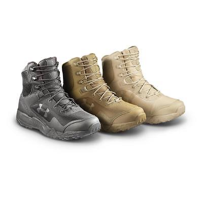 Under Armour Womens Valsetzs RTS Tactical Military Boots Sz 6.5-10 Authentic NEW