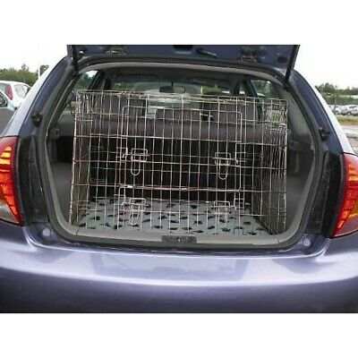 Pet World Volkswagen Golf Mk 7 2013+ Sloping Car Dog Cage Vw Boot Travel Crate