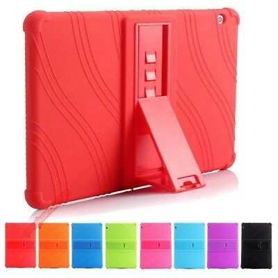 Silicon Soft TPU Back Cover Case For Huawei MediaPad T3 10 AGS-L09 AGS-L03+Film