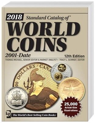 Standard Catalog Of® World Coins 2001 - Date (5101-21-2017)