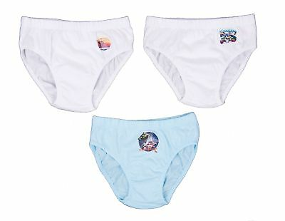 Underwear When He Was A Child Avengers Assorted In 100% Cotton 3 Pieces