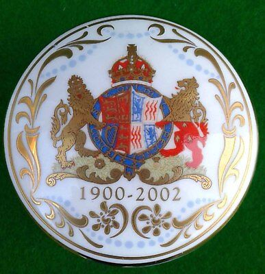 The Royal Collection Trinket Box - Queen Elizabeth The Queen Mother 1900 - 2002.